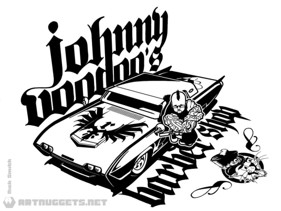 ArtNuggets-NickSmith-JohnnyVoodoo