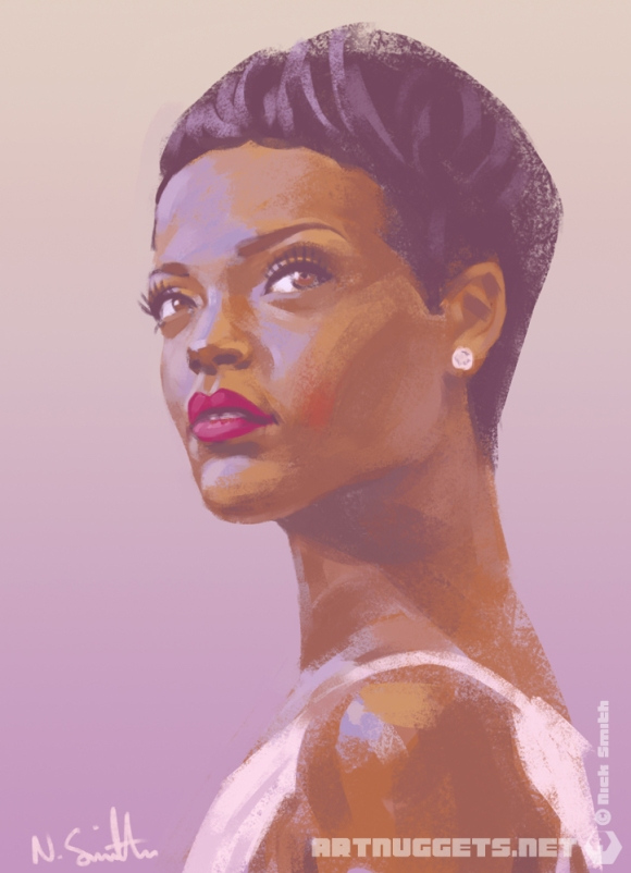 ArtNuggets-NickSmith-Rihanna
