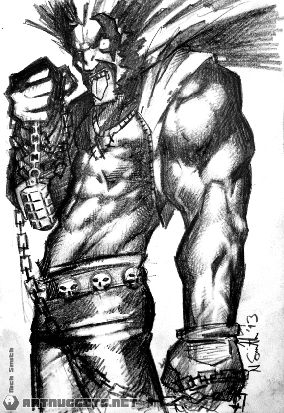 ArtNuggets-NickSmith-Lobo
