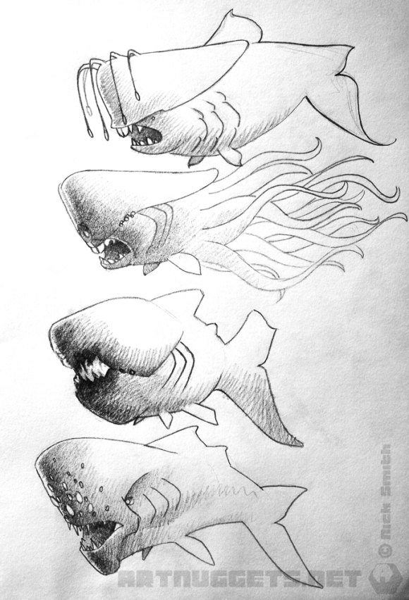 ArtNuggets-NickSmith-TheDeepFish