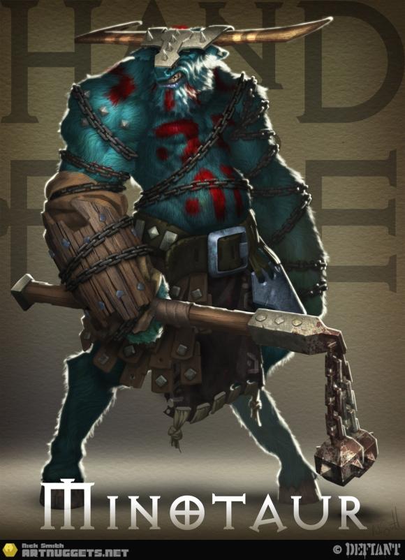 HoF-Minotaurs-B-Warrior