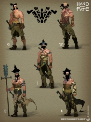 Bandit Concepts