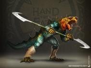 Lizard Grunt