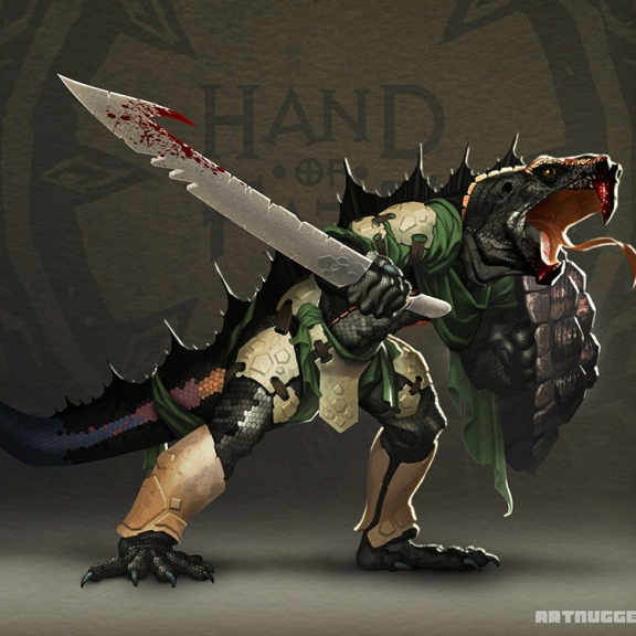 Lizard Jack